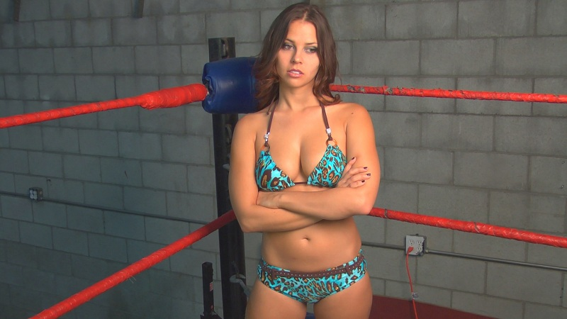 cali logan wrestler